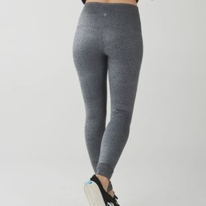 Lululemon Wunder Under Roll Down Leggings